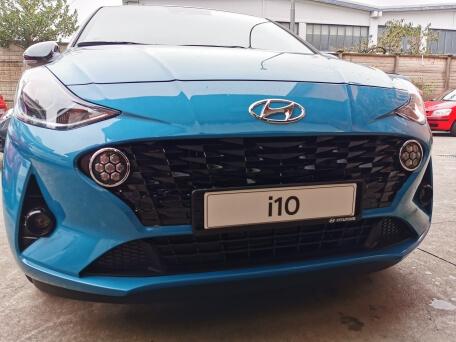 i10 nuova Hyundai