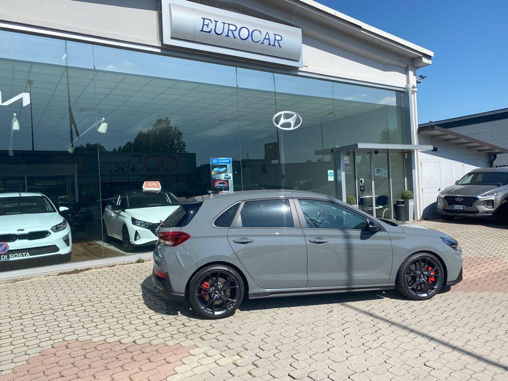 vendita auto Auto Salone Nuova i30N 5