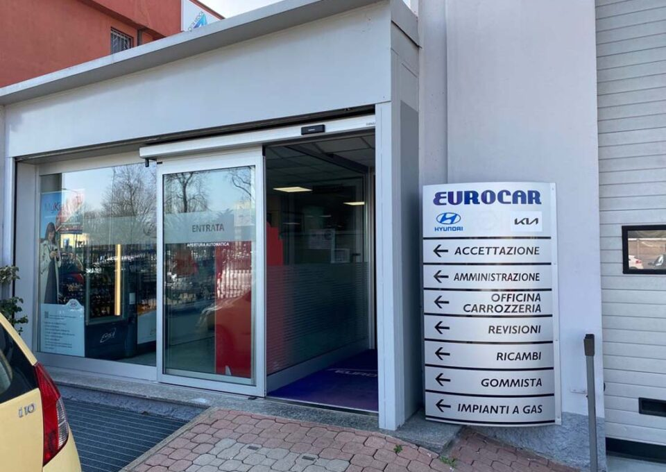 Oficina Eurocar srl officina hyundai milano Officina Hyundai KIA Milano Officina Eurocar Hyundai Kia 07 960x680